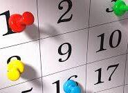 Zile libere platite, care nu sunt incluse in concediul de odihna
