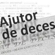 Documentar privind ajutorul de deces