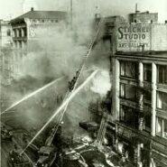 Speta: Marfa distrusa in incendiu